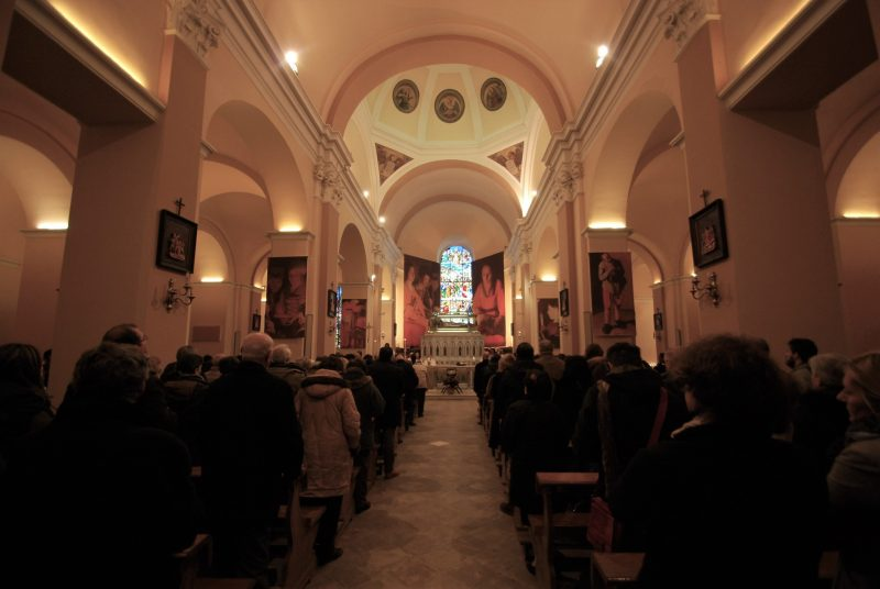 Basilica di Sant'Ubaldo a Gubbio