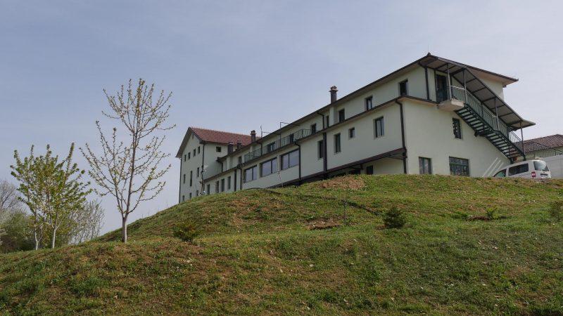 La casa Caritas di Leskoc in Kosovo