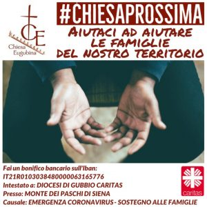 conto corrente #ChiesaProssima