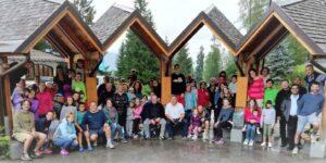 Una montagna di famiglie, la prima edizione nel 2019