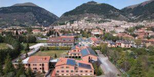 """Seminario vescovile e hotel """"Beniamino Ubaldi"""""""